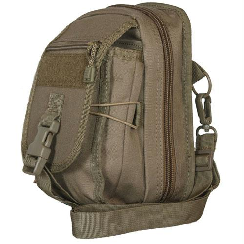 Jumbo Multi-purpose Accessory Pouch - Coyote