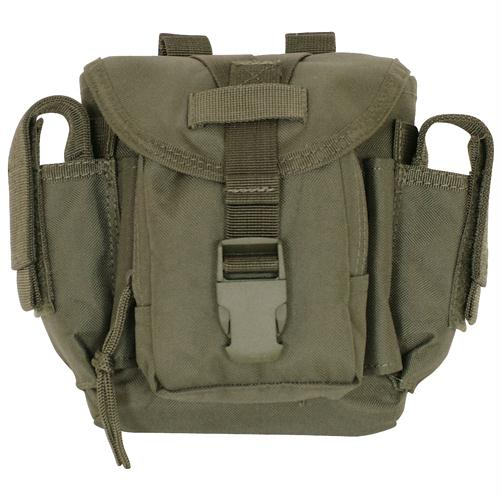 Advanced Tactical Dump Pouch - Olive Drab