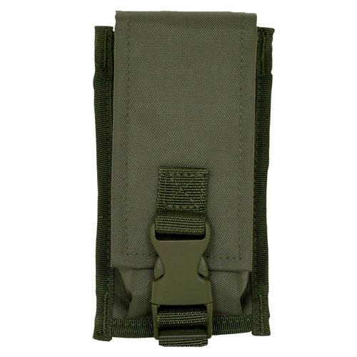 9mm Tactical Dual Mag Pouch - Olive Drab
