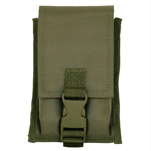 9mm Tactical Triple Mag Pouch - Olive Drab