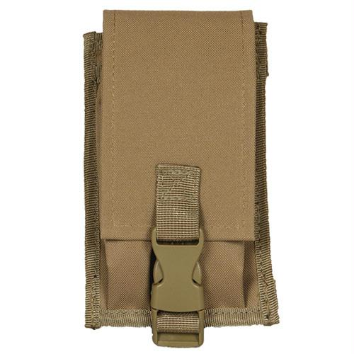 9mm Tactical Dual Mag Pouch - Coyote