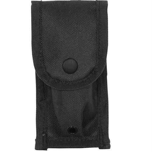 9mm Tactical Single Pouch - Black