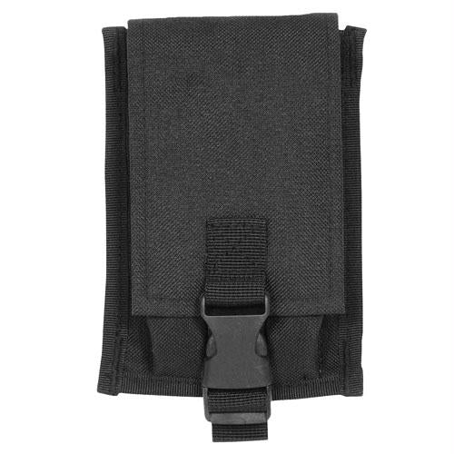 9mm Tactical Dual Mag Pouch - Black
