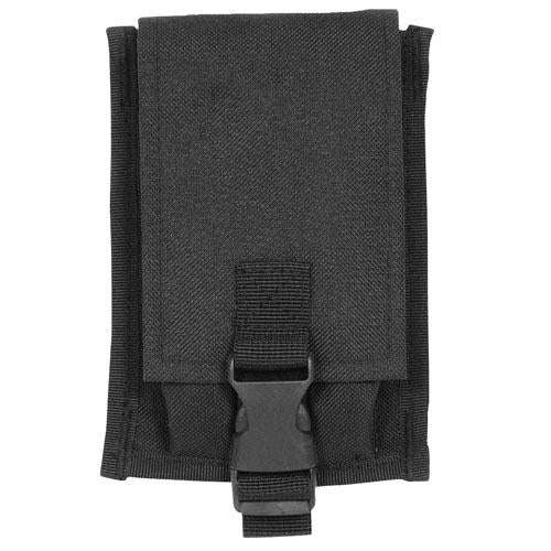 9mm Tactical Triple Mag Pouch - Black