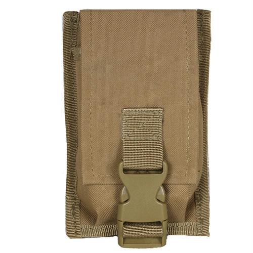 9mm Tactical Triple Mag Pouch - Coyote