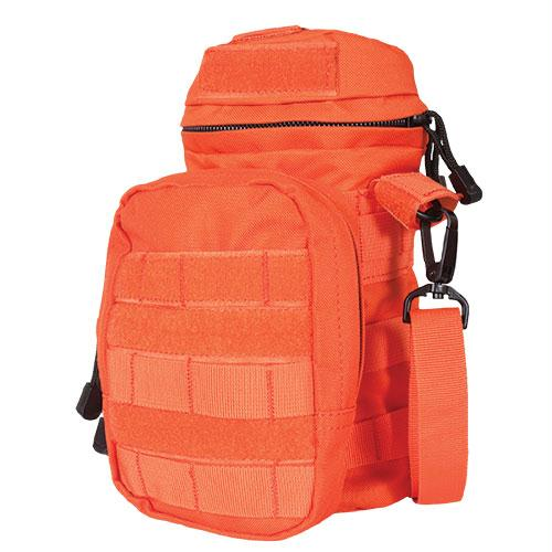 Hydration Carrier Pouch - Safety Orange