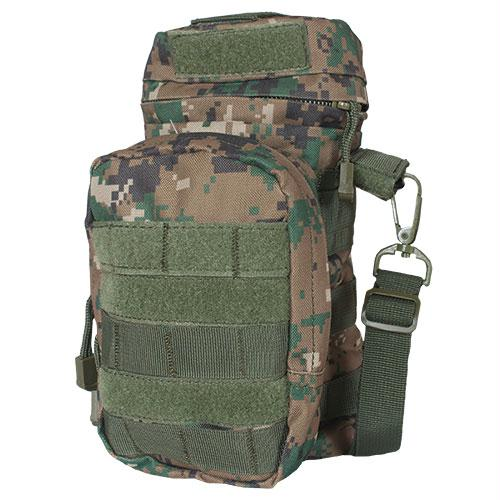 Hydration Carrier Pouch - Digital Woodland