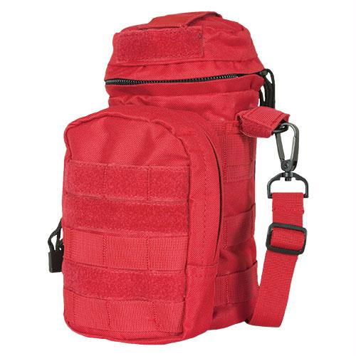 Hydration Carrier Pouch - Red