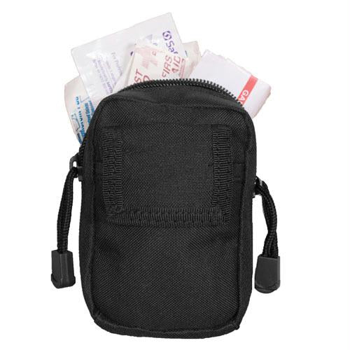 Small Modular 1st Aid Kit - Black