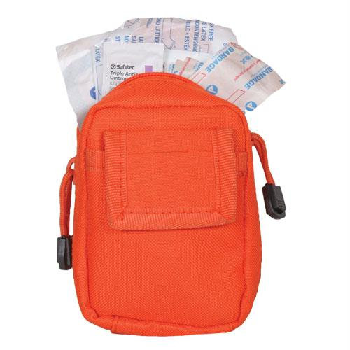 Small Modular 1st Aid Kit - Safety Orange