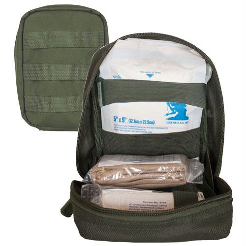 Large Modular 1st Aid Kit - Olive Drab