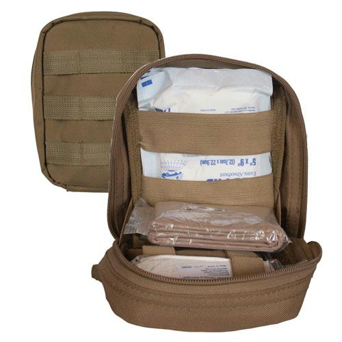 Large Modular 1st Aid Kit - Coyote