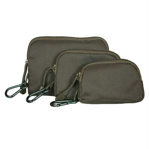 Padded Field Wallet-case Set - Olive Drab