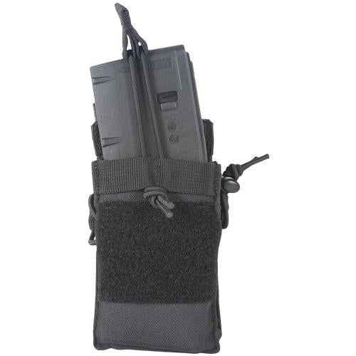Ar Dual-stack Mag Pouch - Black