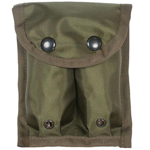 .45 Caliber Double Mag Pouch - Olive Drab