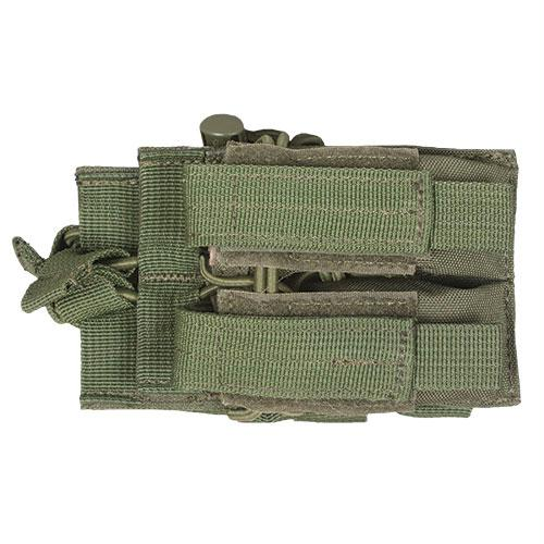 Tactical Horizontal Quick Stack - Olive Drab