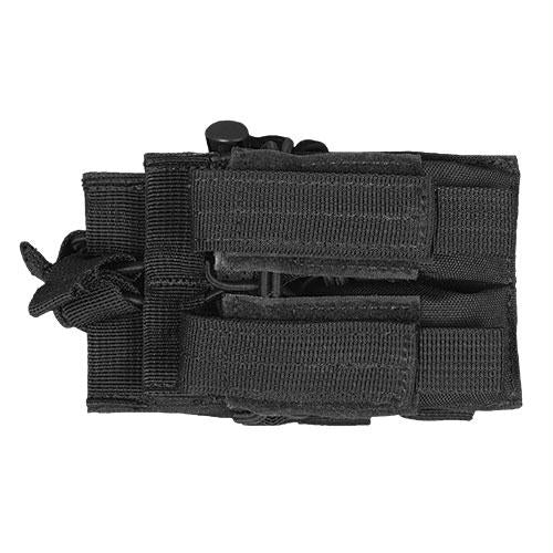 Tactical Horizontal Quick Stack - Black