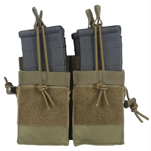 Ar Quad-stack Mag Pouch - Olive Drab