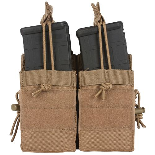Ar Quad-stack Mag Pouch - Coyote