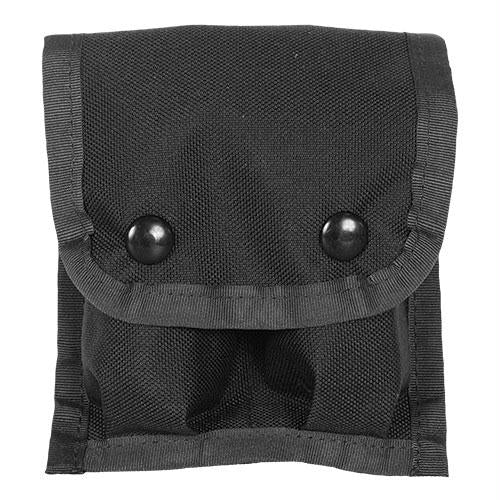 9mm Double Mag Pouch - Black
