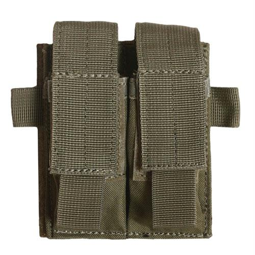 Rip-away Dual Pistol Mag Pouch - Olive Drab