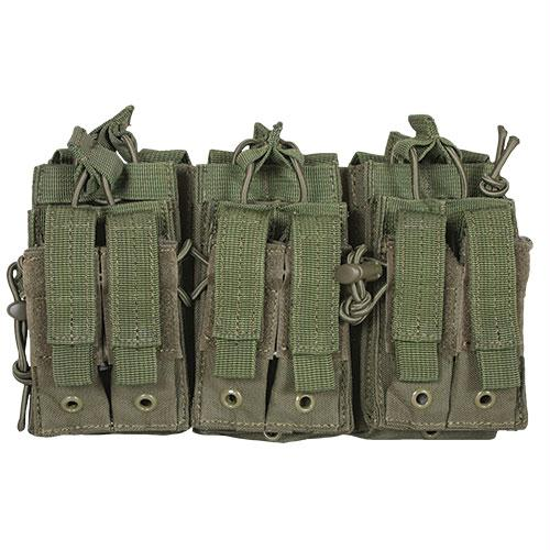 Tactical Six Stack - Olive Drab