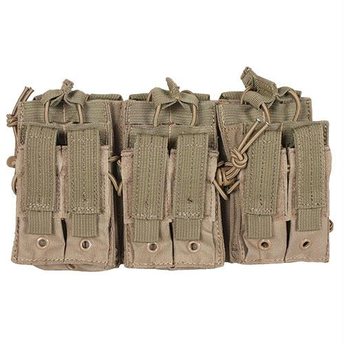 Tactical Six Stack - Coyote