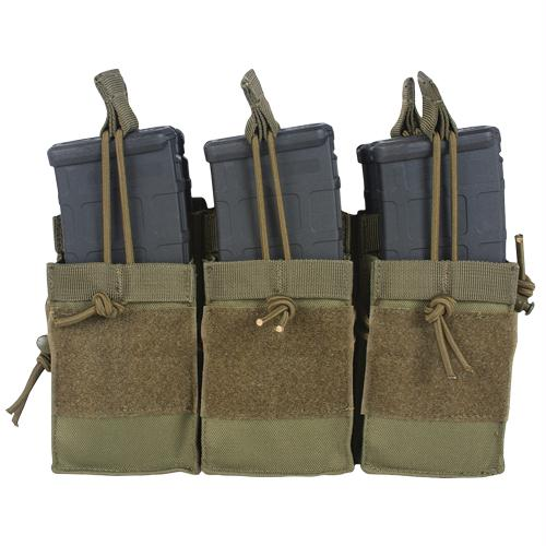Ar Six-stack Mag Pouch - Olice Drab