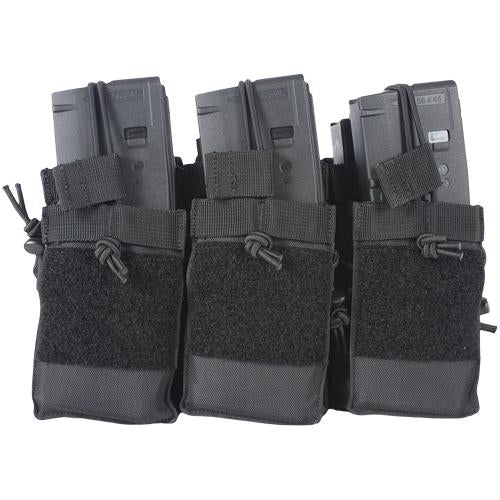 Ar Six-stack Mag Pouch - Black