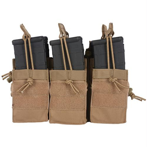 Ar Six-stack Mag Pouch - Coyote