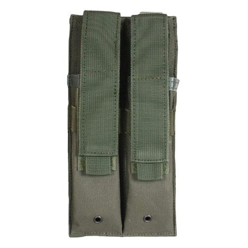 Dual Mp 5 Mag Pouch - Olive Drab