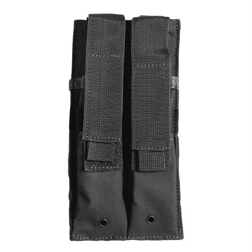 Dual Mp 5 Mag Pouch - Black