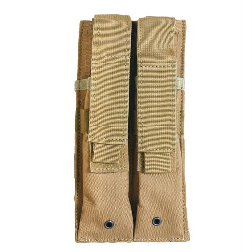 Dual Mp 5 Mag Pouch - Coyote