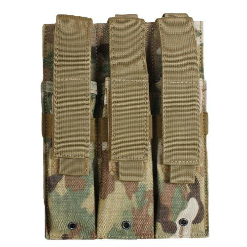 Triple Mp 5 Mag Pouch