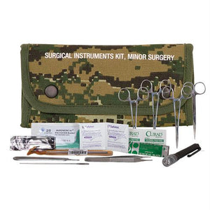 Surgical Kit Pouch (contents)
