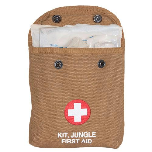 Jungle First Aid Kit - Coyote