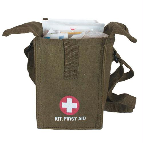 Platoon First Aid Kit - Olive Drab