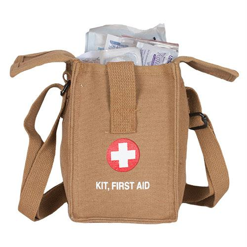 Platoon First Aid Kit - Coyote