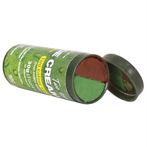 Camo Cream Stick - Brown/Green