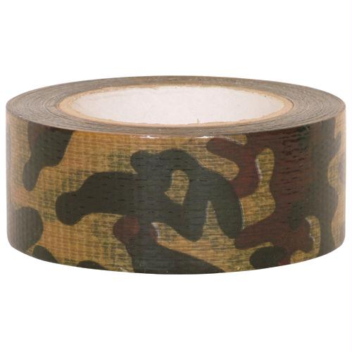 Duct Tape - Woodland Camo - 2