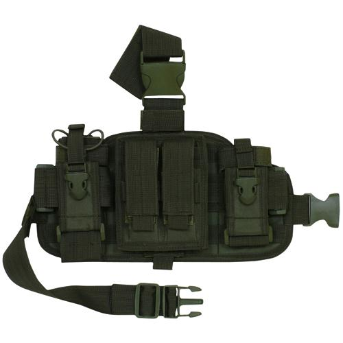 Special Ops Drop Leg System - Olive Drab