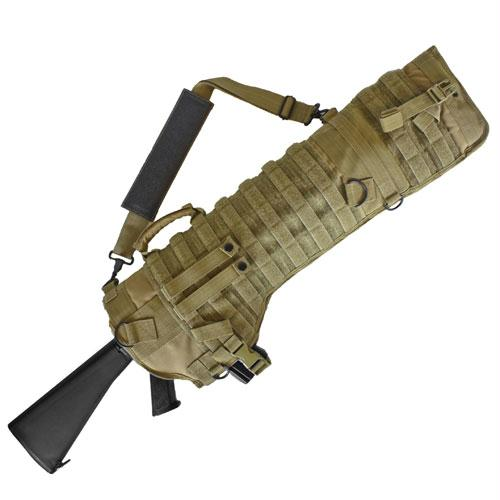 Tactical Assault Rifle Scabbard - Coyote