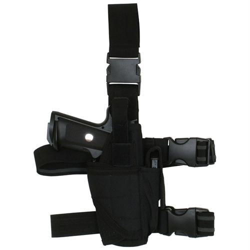 Commando Tactical Holster - Right Handed - Black