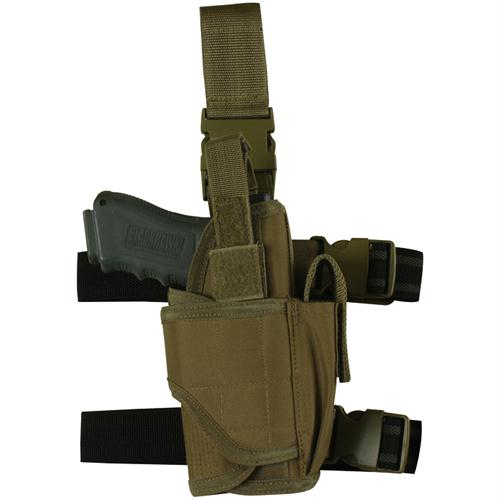 Commando Tactical Holster - Right Handed - Coyote