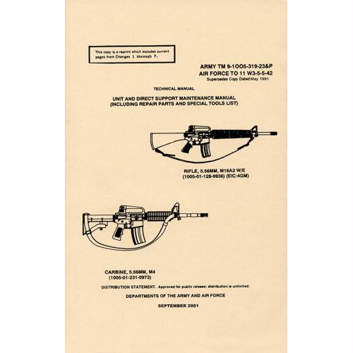 5.56MM Machine Gun Technical Manual