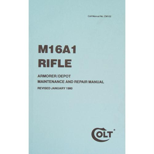 M16A1 Rifle Maintenance and Repar Manual