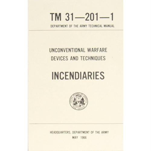 Unconventional Warfare Devices & Techniques Incendiaries