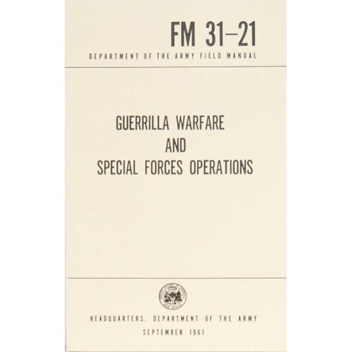 Guerrilla Warfare and Special Forces Operations