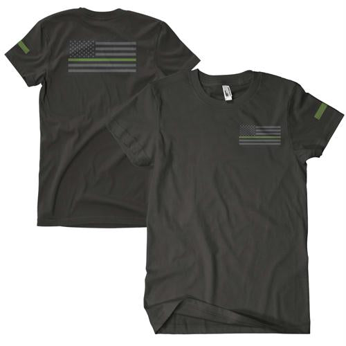 Two-Sided Imrinted T-Shirt