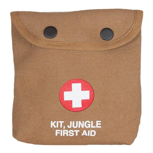 Jungle First Aid Empty Pouches - Coyote